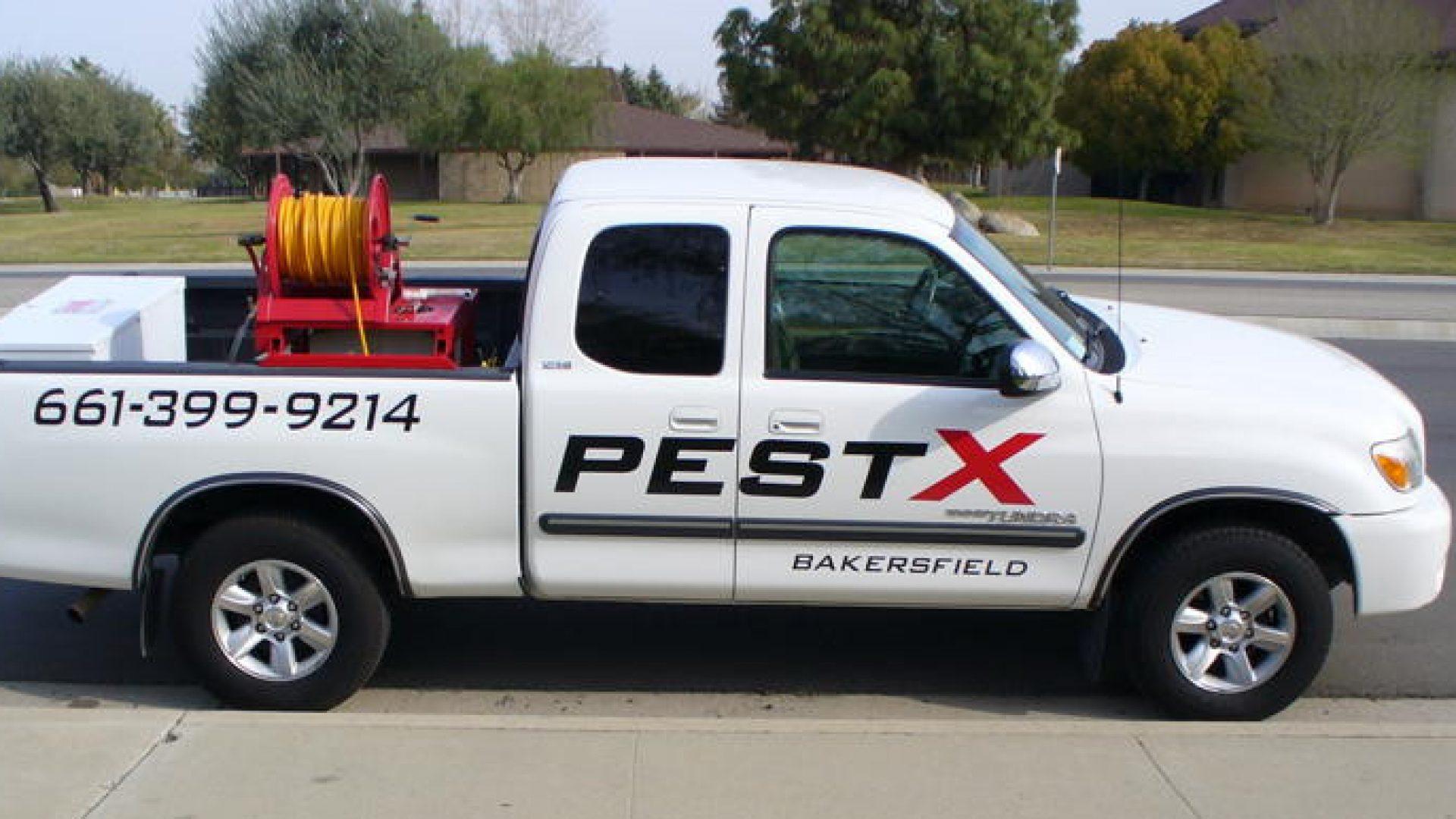 Bakersfield Pest Control, Bakersfield Pest Control Company, PestX
