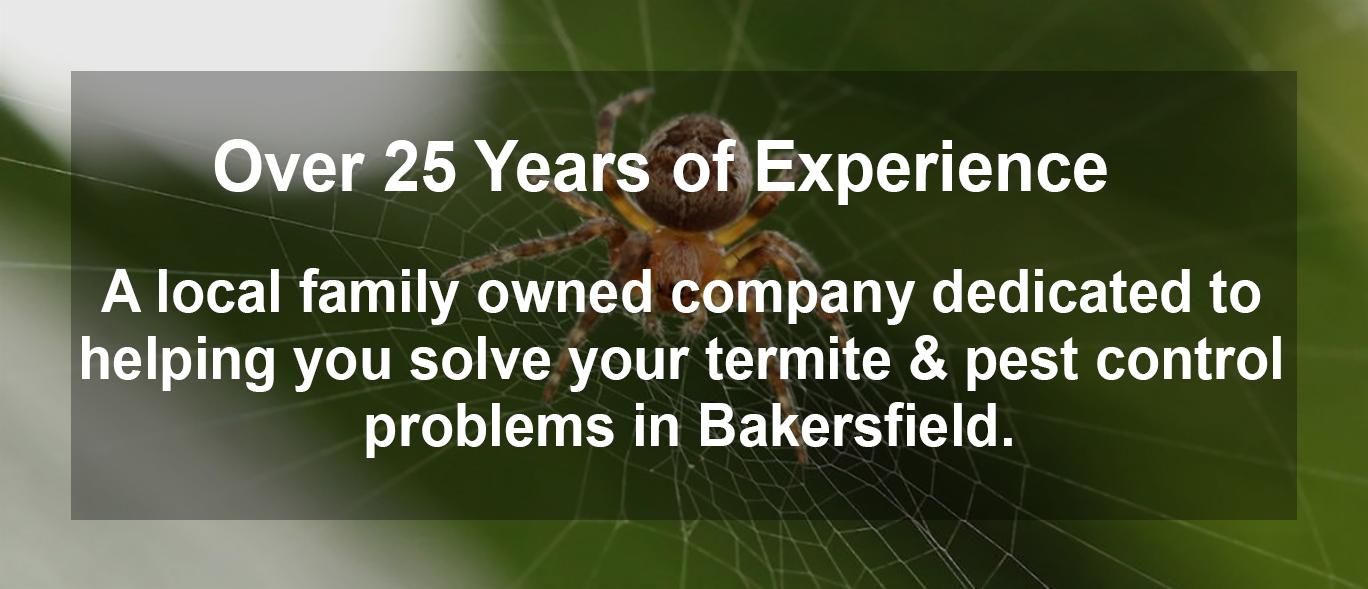Bakersfield Pest Control Company, Pest Control Bakersfield